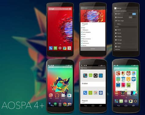 android 4 4 kitkat phone 4 4 5 0 paranoid android 5 0 brings lollipop 5 0 2 to nexus 4