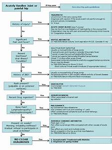 Clinical Practice Guidelines   The Acutely Swollen Joint