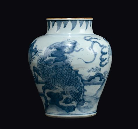 vaso ming vaso in porcellana e raffigurante drago cina