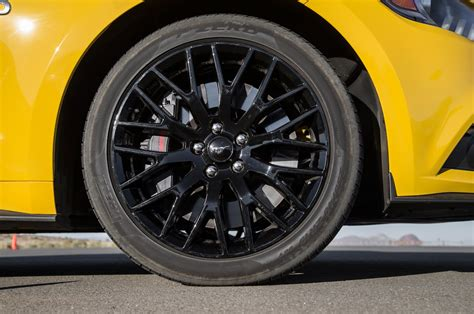 ford mustang gt wheels 2016 ford mustang gt test review motor trend