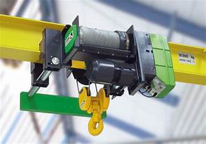 Electric Wire Rope Hoists For Sale