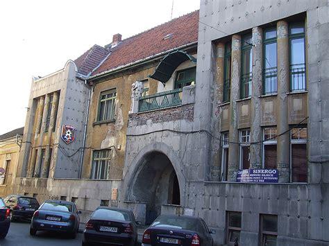 Műemlékek - Darvas - La Roche ház, Nagyvárad