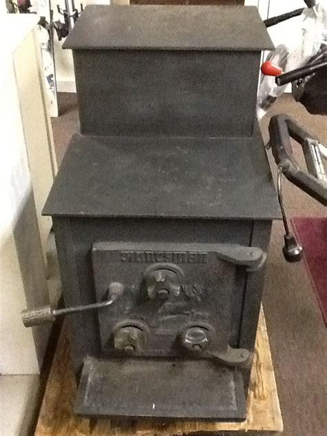 huntsman wood stove  simon