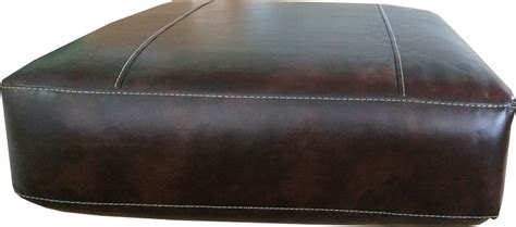leather sofa cushion replacement superb replacement sofa seat cushion covers 12 brown