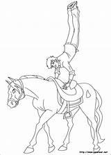 Ranch Coloriage Ausmalbilder Angelo Mistral Cheval Dibujos Lenas Dressage Disegni Zum Malvorlagen Secret Desenhos Colorear Pferd Dessin Drucken Imprimer Gratuit sketch template