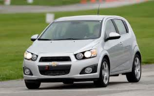 2012 Chevrolet Sonic Turbo First Drive  Motor Trend