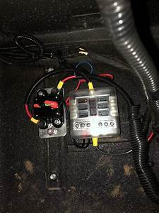 Auxiliary Fuse Box  - Team Roxor Forum