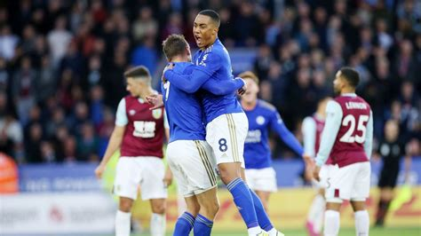 The Lowdown: The First Visitors To King Power Stadium, Burnley