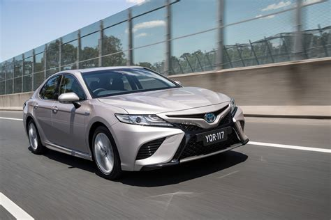 Toyota Car : 2018 Toyota Camry Pricing And Specs