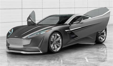 This Aston Martin Vie Gh Anniversary 100 Concept Looks