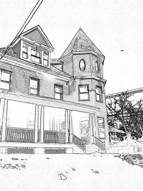 Haus Perspektivisch Zeichnen by The Helpful More Beautiful Two Point