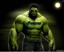 The Hulk Incredible Av...