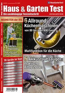 Haus Garten Test : haus garten test 06 2018 auerbach verlag und ~ Orissabook.com Haus und Dekorationen