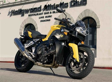 Bmw K 1200 R Joins The Pgr4