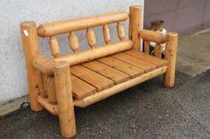 cedar log furniture plans  woodworking