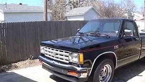 Classic 1989 Chevy S10