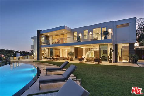The New L.a. Reid House In Los Angeles, Ca