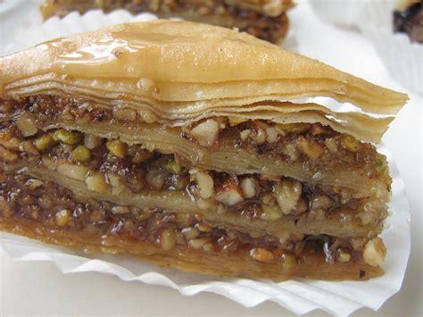 phyllo dough filo pastry recipes desserts