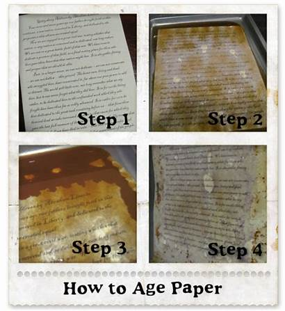 Paper Aged Age History Adding Spice Studies