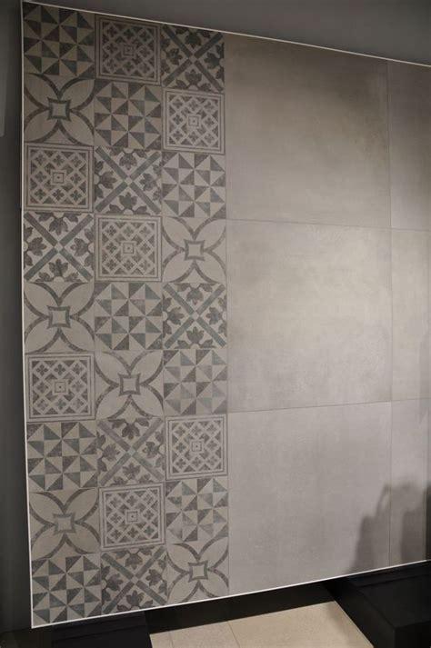 Badezimmer Fliesen Zementoptik by Dekorfliesen Badezimmer