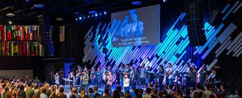 angled   heard church stage design ideas