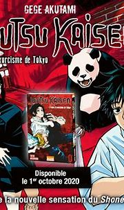 Jujutsu Kaisen Volume 0 Panini - Jujutsu Kaisen Gallery
