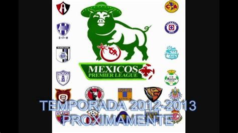 Liga MX 2012-2013 (Trailer Oficial) ¿Mexico Premier League ...