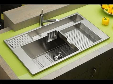 Top 60 Modern Kitchen Sink Design Ideas  Latest Kitchen