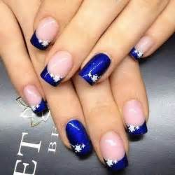 Back gt gallery for royal blue acrylic nail designs