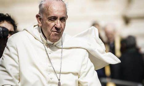 siege du pape siège le pape françois quatre ans après