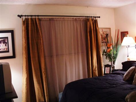 target bedroom curtains double curtain rods target