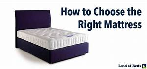 How to pick the right mattress home decorations idea for How to pick out a mattress