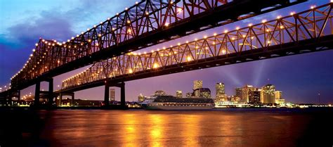 New Orleans Images New Orleans With Attractive Culture Gets Ready