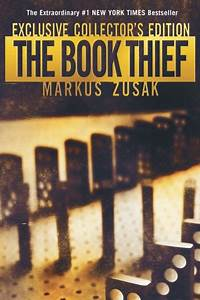 The Book Thief (B&N Exclusive Edition) by Markus Zusak, Hardcover Barnes & Noble®