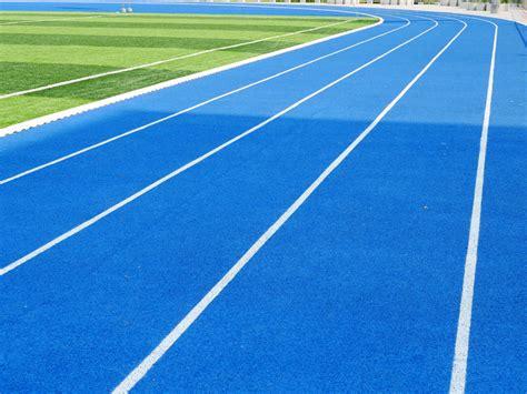 Michigan Running track striping company   Goddard