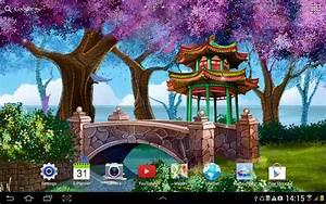 Magic Garden Live Wallpaper