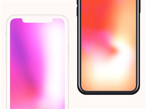 free iphone po minimalist iphone x mockup freebie sketch
