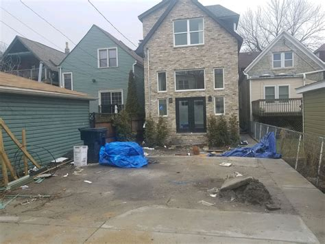 Neighbors In Backyard by Windy City Rehab Problems Chicago Neighbors Alderman