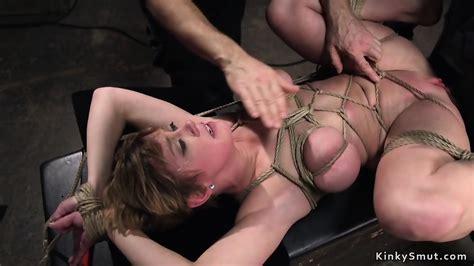 Tied Up Huge Tits Milf Anal Banged Eporner