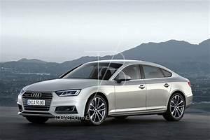 Audi A5 2017 Preis : 2017 audi a5 sportback rendering ~ Jslefanu.com Haus und Dekorationen