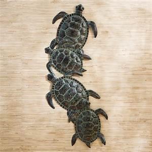 Amazon com: SEI Sea Turtle Wall Art: Home & Kitchen