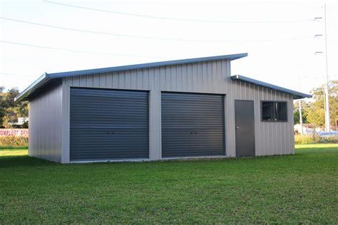Skillion Roof Sheds And Garages