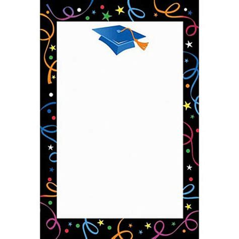 Graduation Clip Free Frame Clipart Graduation Pencil And In Color Frame