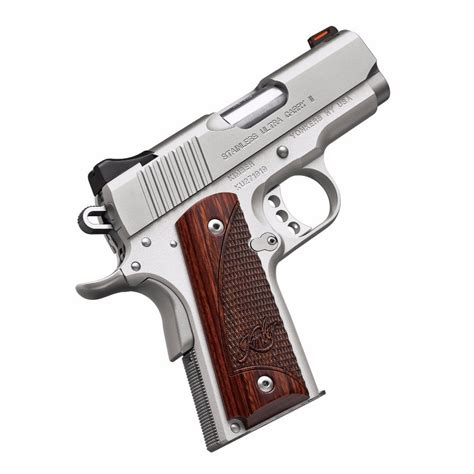kimber carry 9mm 2 7 kimber stainless ultra carry ii pistol satin silver 9mm 3 quot