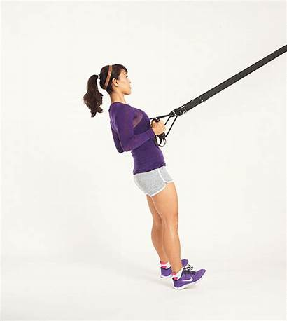 Suspension Trainer Exercises Row Older Adults Bright
