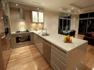 island kitchen designs modern island kitchen design using floorboards kitchen photo 340642