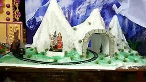 Ganpati decoration at home - YouTube