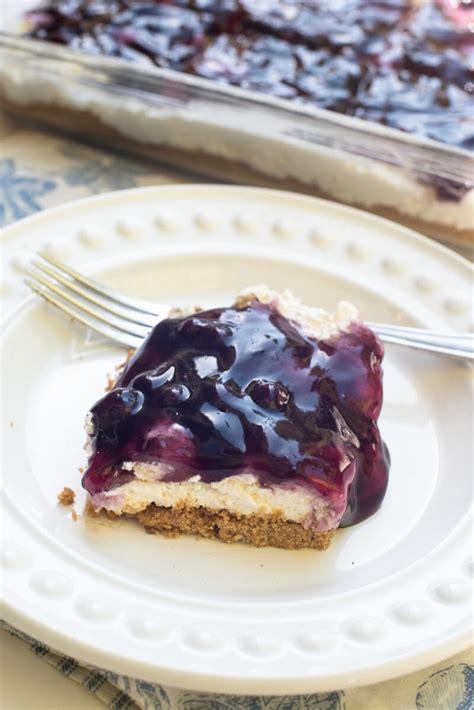 easy blueberry dessert recipes 25 cream cheese recipes