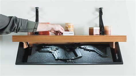 tactical walls shelf a new tactical storage solution for guns ar15 news