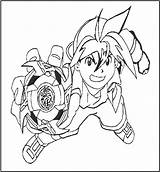 Beyblade Coloring Pages Burst Sheets Bayblade Ready Episodes Kerra Characters Coloring2print sketch template